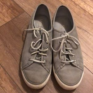 Sperry Leather Sneakers